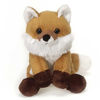 Small Plush Fox Lil Buddies by Fiesta