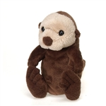 Small Plush Sea Otter Lil Buddies by Fiesta