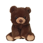 Small Plush Grizzly Bear Lil Buddies by Fiesta