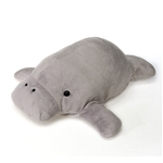 Stuffed Manatee 14 Inch Lil Buddies by Fiesta