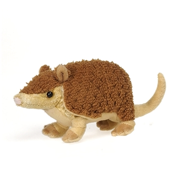 Small Plush Armadillo Lil Buddies by Fiesta