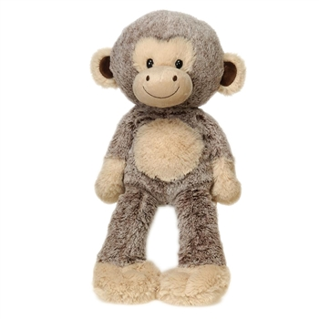 Harold the Fuzzy Folk Monkey Stuffed Animal by Fiesta