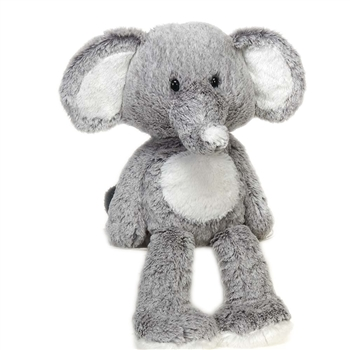 Taylor the Fuzzy Folk Elephant Stuffed Animal by Fiesta