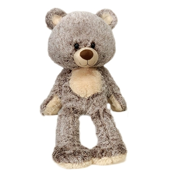 Bearrison the Fuzzy Folk Bear Stuffed Animal by Fiesta