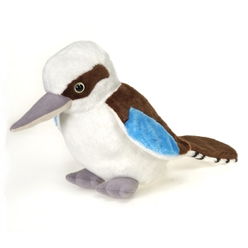Stuffed Kookaburra 8 Inch Plush Animal by Fiesta