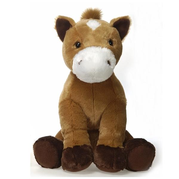 Large Sitting Stuffed Horse Fiesta Stuffed Safari