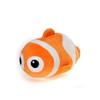 Lil Huggy Clown Fish Stuffed Animal by Fiesta