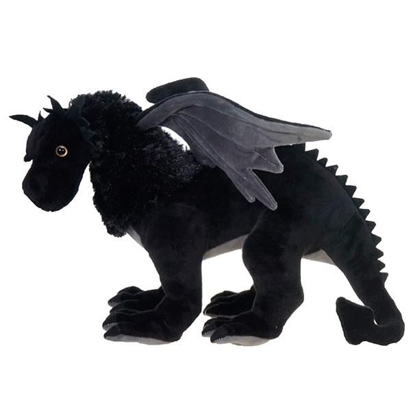 Black Dragon Stuffed Animal  3dfa1aa5e