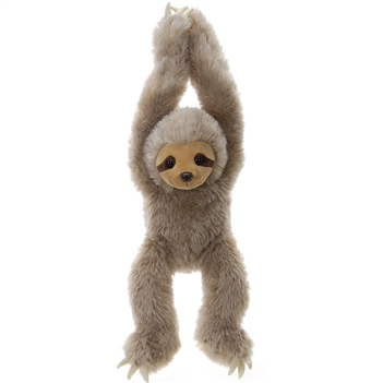 Stuffed Hanging Sloth 20 Inch Plush Animal by Fiesta