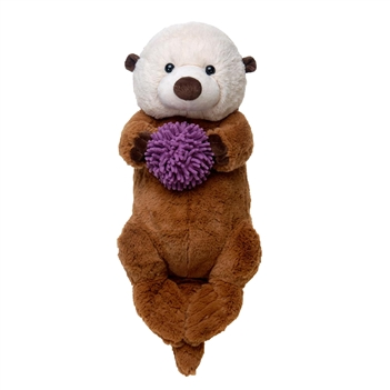 Jumbo Sea Otter Stuffed Animal by Fiesta