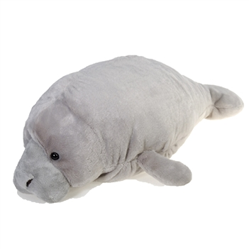 Jumbo Manatee Plush Animal by Fiesta