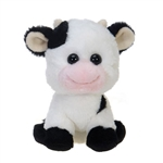 Cooper the Jungle Babies Cow Stuffed Animal by Fiesta
