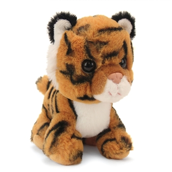 Todd the Jungle Babies Tiger Stuffed Animal by Fiesta