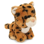 Chloe the Jungle Babies Leopard Stuffed Animal by Fiesta