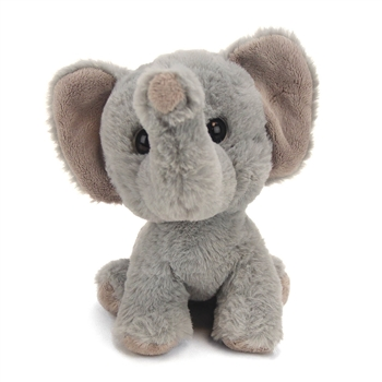 Eleanor the Jungle Babies Elephant Stuffed Animal by Fiesta
