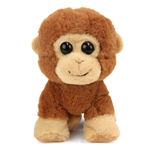 Max the Jungle Babies Monkey Stuffed Animal by Fiesta