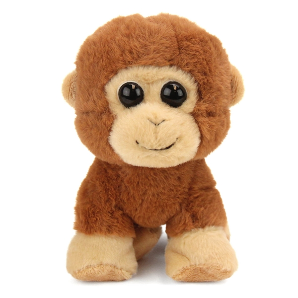 Max The Jungle Babies Monkey Stuffed Animal Fiesta Stuffed Safari