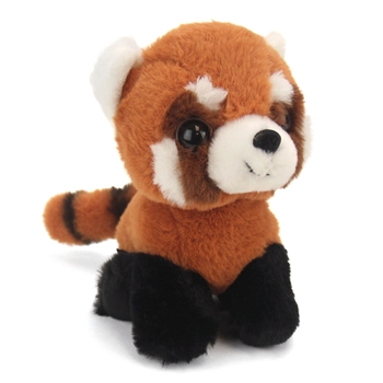 Polar the Jungle Babies Red Panda Stuffed Animal by Fiesta