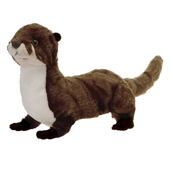 River Otter Plush Animal by Fiesta