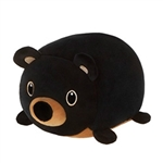 Lil Huggy Black Bear Stuffed Animal by Fiesta