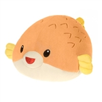 Lil Huggy Puffer Fish Stuffed Animal by Fiesta