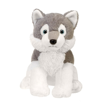 Bean Bag Wolf Stuffed Animal by Fiesta