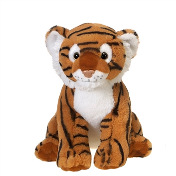 Bean Bag Tiger Stuffed Animal by Fiesta