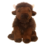 Bean Bag Bison Stuffed Animal by Fiesta