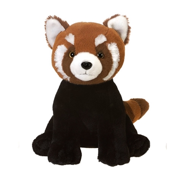 Bean Bag Red Panda Stuffed Animal by Fiesta
