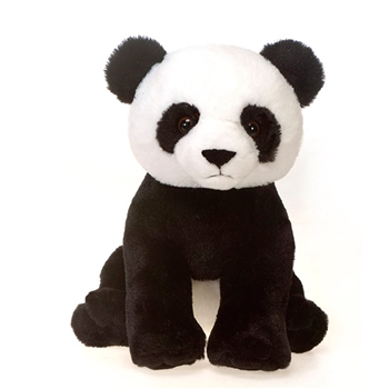 Bean Bag Panda Bear Stuffed Animal by Fiesta