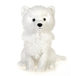 Bean Bag Arctic Fox Stuffed Animal by Fiesta