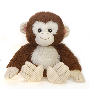 Mortimer the Scruffy Monkey Stuffed Animal by Fiesta