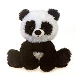 Palmer the Scruffy Panda Stuffed Animal by Fiesta