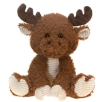 Steven the Scruffy Moose Stuffed Animal by Fiesta