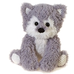 Walter the Scruffy Wolf Stuffed Animal by Fiesta