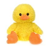 Deirdre the Scruffy Duck Stuffed Animal by Fiesta