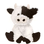 Coralyn the Scruffy Cow Stuffed Animal by Fiesta