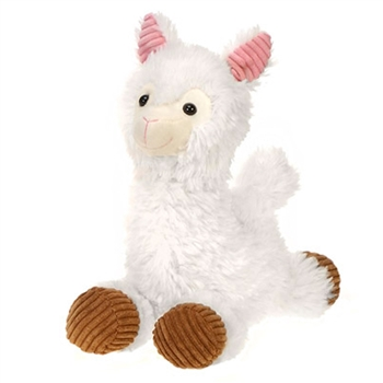 Lucille the Scruffy Llama Stuffed Animal by Fiesta