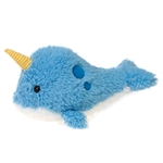 Nathaniel the Scruffy Narwhal Stuffed Animal by Fiesta