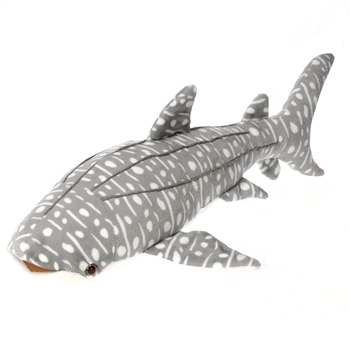 Realistic Whale Shark Stuffed Animal by Fiesta