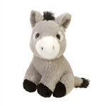Small Donkey Plush Animal by Fiesta