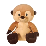 Oleander the Smooth Stuffed River Otter by Fiesta