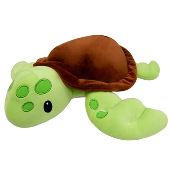 Tate the Smooth Stuffed Turtle by Fiesta