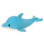 Dotty the Smooth Stuffed Dolphin by Fiesta