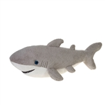 Large Great White Shark Stuffed Animal by Fiesta
