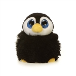 Pete the Pom Pals Penguin Stuffed Animal by Fiesta
