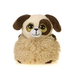 Puffy the Pom Pals Puppy Dog Stuffed Animal by Fiesta