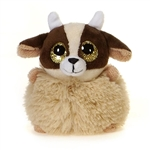 Gigi the Pom Pals Goat Stuffed Animal by Fiesta
