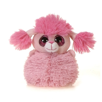Fifi the Pom Pals Pink Poodle Stuffed Animal by Fiesta
