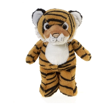 Travel Tails Tiger Stuffed Animal by Fiesta